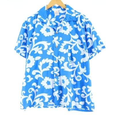 60〜70s SUN-DEK of Hawaii アロハシャツ USA製 L /eaa017948