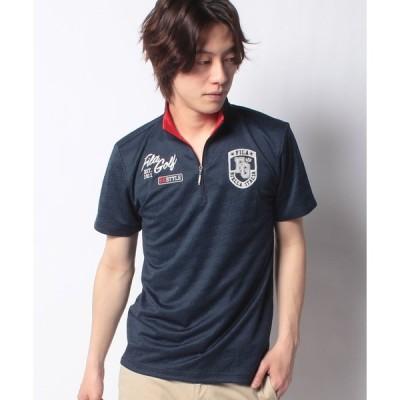 【フィラゴルフ(メンズ)】半袖シャツ