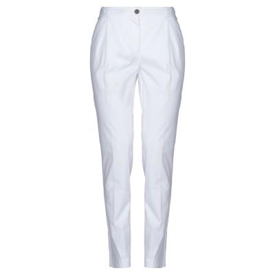 GOLD CASE パンツ ホワイト 38 コットン 100% パンツ
