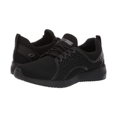 BOBS from SKECHERS ボブス スケッチャーズ レディース 女性用 シューズ 靴 スニーカー 運動靴 Bobs Squad - Pocket Ace - Black