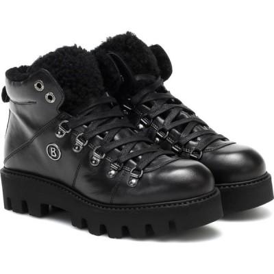 ボグナー Bogner レディース ブーツ スノーブーツ シューズ・靴 Copenhagen Leather Snow Boots Black