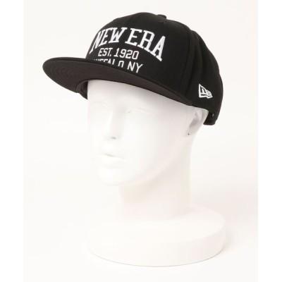 OVERRIDE / NEW ERA  9FIFTY NEW ERA ARCH LOGO MEN 帽子 > キャップ