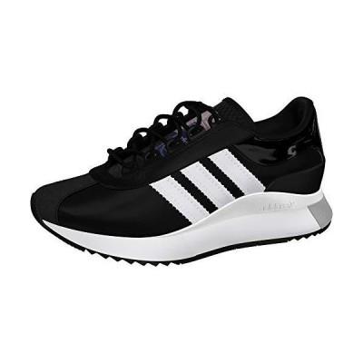 adidas Originals Women's SL Andridge Sneaker, Black/White/Black, 9.5