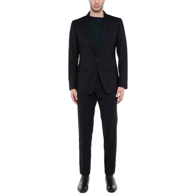 ドルチェ & ガッバーナ DOLCE & GABBANA スーツ ブラック 50 バージンウール 98% / ポリウレタン 2% スーツ