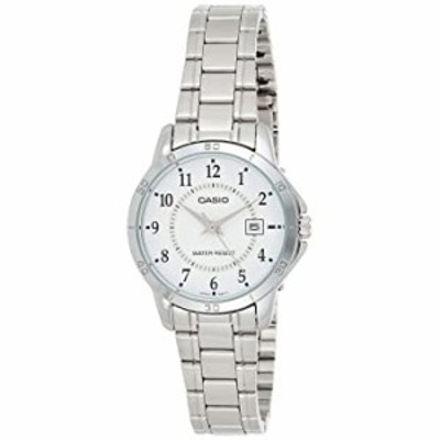 Casio Women's LTP-V004D-7B Stainless Steel Analog Watch