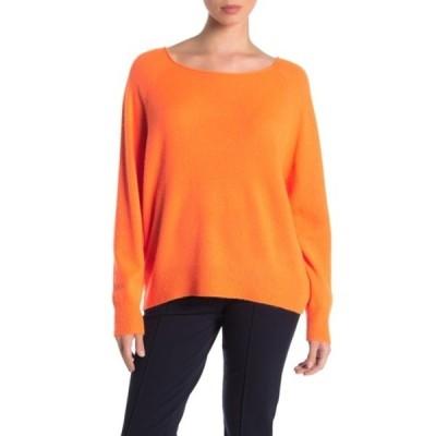 360カシミア レディース ニット&セーター アウター Jolene Boatneck Cashmere Sweater LASER