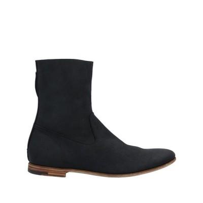 PREMIATA ショートブーツ  メンズファッション  メンズシューズ、紳士靴  ブーツ  その他ブーツ ブラック