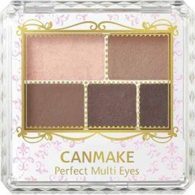 キャンメイク(CANMAKE) パーフェクトマルチアイズ 01 ローズショコラ(3.3g)[アイカラー]