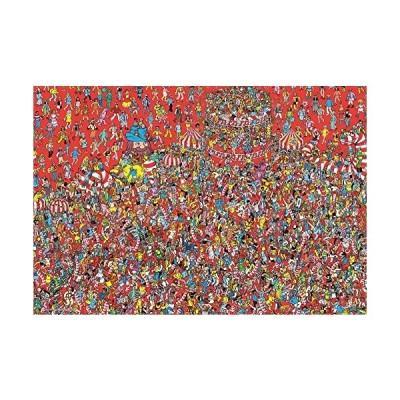 ビバリー 150ピース ジグソーパズル Where's Wally? アニバーサリーボール フォー ジャパン ラージピース(26×38cm) L74-