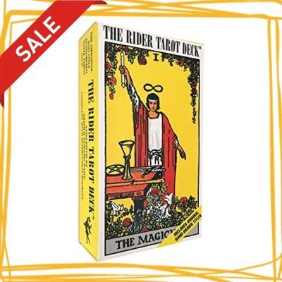 Gammi タロットカード 占い ウェイト版 78枚【ライダータロット スタンダード 英語説明書 日本語翻訳文 タロット
