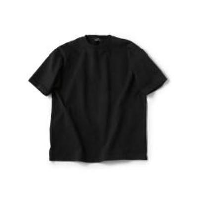 シップスSBTRACT(サブトラクト): フリース マシン Tシャツ 19SS【お取り寄せ商品】
