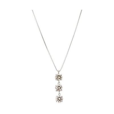 [AJC コレクション] AJC Collection 【トータル1.0ct】 3ストーン ダイヤモンド プラチナ900