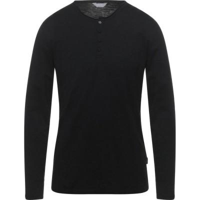 センス SSEINSE メンズ Tシャツ トップス T-Shirt Black