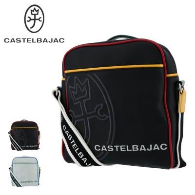 カステルバジャック ショルダーバッグ リーニュ メンズ 056122 CASTELBAJAC | 斜めがけ 日本製