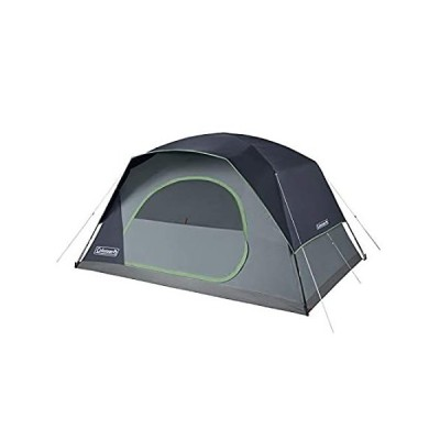 Coleman 8-Person Skydome Camping Tent, Blue