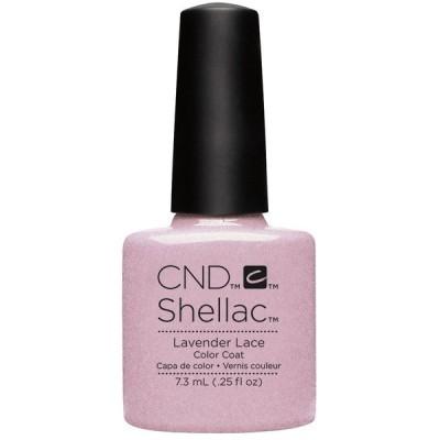 CND Shellac(シェラック) ラベンダーレース 7.3ml #236
