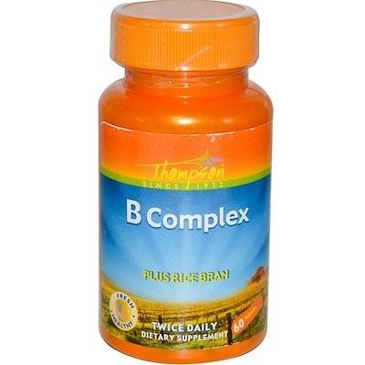 ビタミンB 複合体、米ぬか配合、60錠