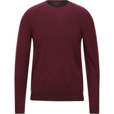 ディクタット DIKTAT メンズ ニット・セーター トップス sweater Maroon