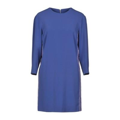 ピンコ PINKO ミニワンピース&ドレス ダークパープル 44 ポリエステル 91% / ポリウレタン 9% ミニワンピース&ドレス