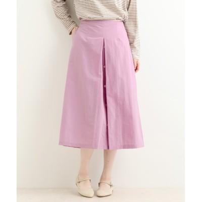 【マリン フランセーズ/LA MARINE FRANCAISE】 pink et la forme インバーテッドスカート