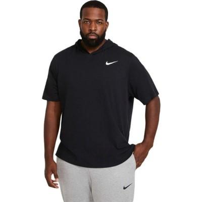 ナイキ Nike メンズ パーカー トップス Dry Tee DFCT Hoodie Black/White