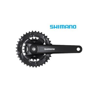 (春の応援セール)シマノ(SHIMANO) FC-MT101-2 クランクセット 36/22T(2x9S)