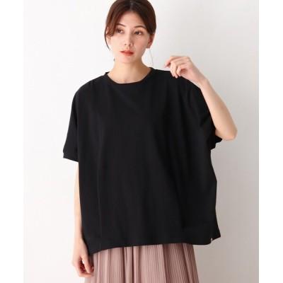 SHOO・LA・RUE / USAコットン ギャザー袖カットソー WOMEN トップス > Tシャツ/カットソー