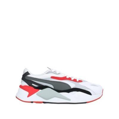 PUMA スニーカー  メンズファッション  メンズシューズ、紳士靴  スニーカー ホワイト