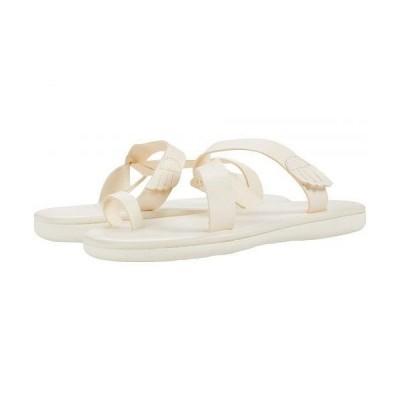 Ancient Greek Sandals レディース 女性用 シューズ 靴 サンダル Magda - Off-White