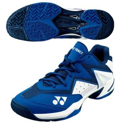 ヨネックス テニス オールコート用 パワークッション 207D ブルー×ネイビー YONEX SHT207D-524