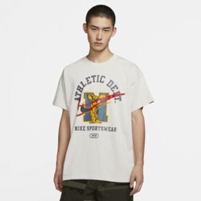 ナイキ Nike メンズ Tシャツ トップス Class of 72 Max 90 T-Shirt Light Bone/Black