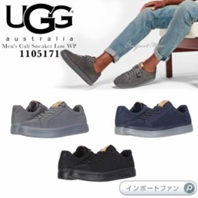 アグ メンズ カリ スニーカー ロー ウォータープルーフ 1105171 UGG Mens Cali Sneaker Low WP □