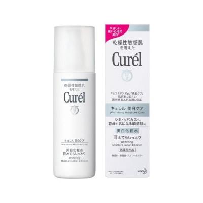 キュレル 美白化粧水III 化粧水