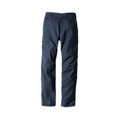 EARLYBIRD アーリーバード EBA213ノータックカーゴパンツ 秋冬用 メンズ 作業服 作業着 ズボン