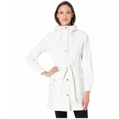 ヘリーハンセン コート アウター レディース Kirkwall II Raincoat Off-White