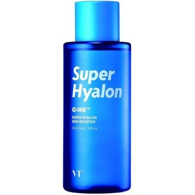 化粧水 導入化粧水 【 韓国 VT コスメ スーパー ヒアルロン スキンブースター 300ml 】「 その後 の スキンケア が 届きやすい 肌 へ