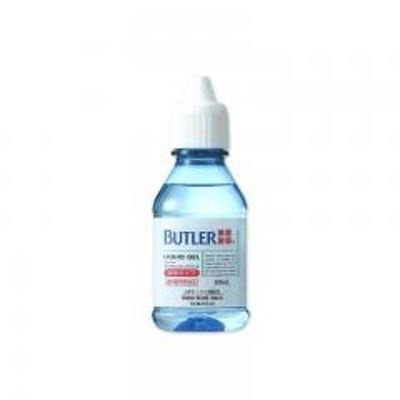 サンスター バトラー デンタルリキッドジェル 80ml×1本 SUNSTAR BUTLER 歯磨き粉 ハミガキ粉 歯科専売品