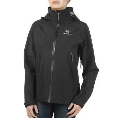 アークテリクス ジャケット・ブルゾン レディース アウター Arcteryx Women's Beta AR Jacket Black