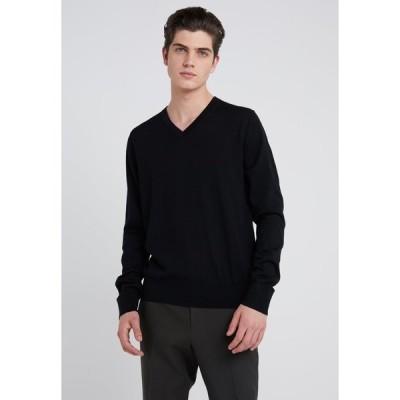 フィリッパコー ニット&セーター メンズ アウター Jumper - black