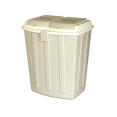 平和工業 ゴミ箱 エコペール 75L サンドベージュ