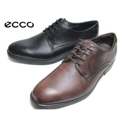 エコー ECCO MELBOURNE Plain Toe Tie 621634 プレーントゥレースアップ ビジネスシューズ メンズ 靴