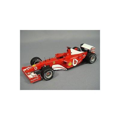 イクソ 1/43 フェラーリ F2003 2003 F1 アメリカGP ウィナー #1 M.シューマッハ