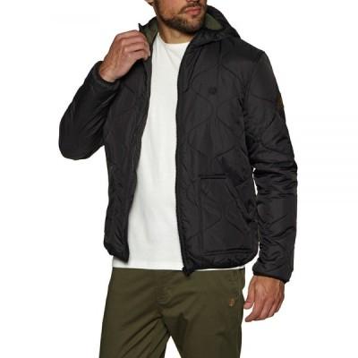 エレメント Element メンズ ジャケット アウター albee jacket Flint Black