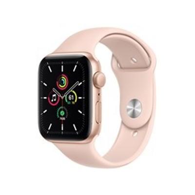 ★アップル / APPLE Apple Watch SE GPSモデル 44mm MYDR2J/A [ピンクサンドスポーツバンド]
