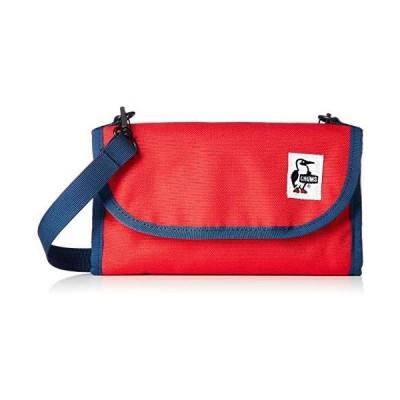 [チャムス] Eco Bellows Pocketbook Shoulder CH60-2476-K001-00 (レッド Free Size)
