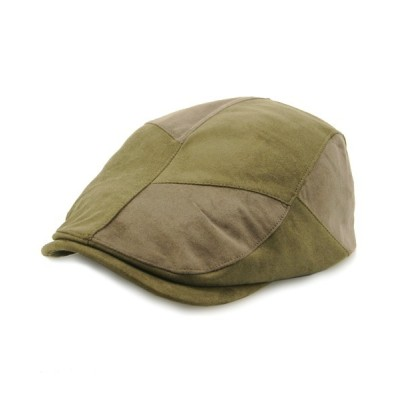 polcadot / ECO SUEDE HUNTING/エコ スエードハンチング MEN 帽子 > ハンチング/ベレー帽