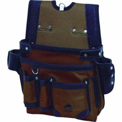 KH HUMHEM 24206型バック ブラウン (1個) 品番:HM24206-BR
