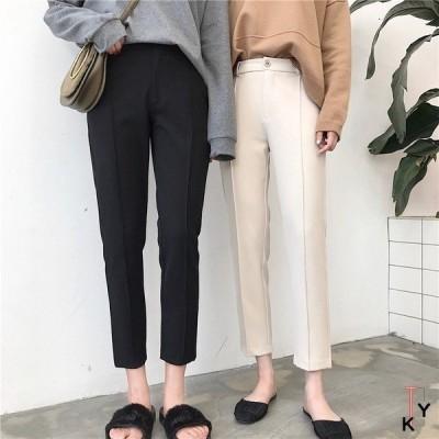 ズボン パンツ ボトムス カジュアル シンプル レディース レディースファッション/ボトムス