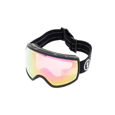 エレクトリック(ELECTRIC) スキー ゴーグル メンズ EGG マットブラック BPKC スノーゴーグル  (メンズ)