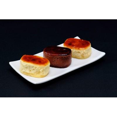 99 半熟とろ~りチーズケーキ3種類詰め合わせ 8,000円